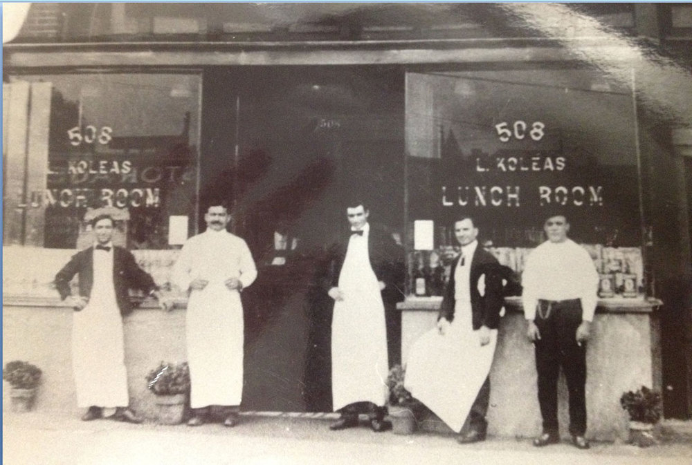 By 1929, local business owners operated 8 restaurants in South Main ...