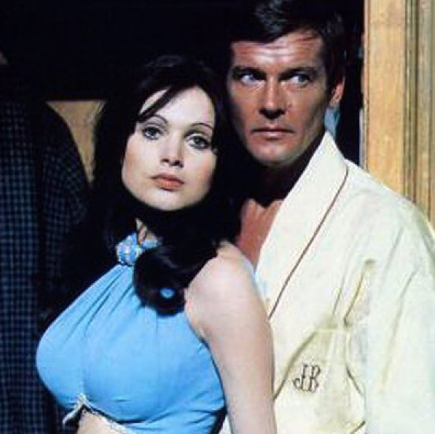 This show will be compered by the lovely Madeline Smith, AKA Miss Caruso from Live & Let Die.