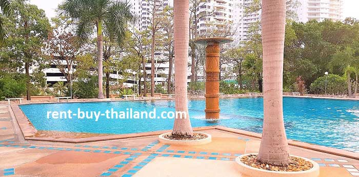 View Talay 5 Pool Area