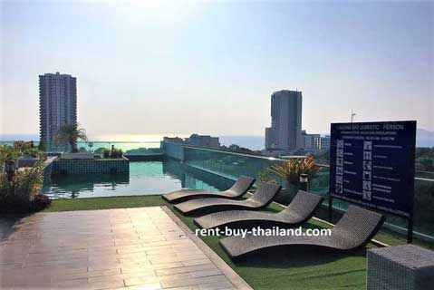 Rooftop Pool Pratumnak