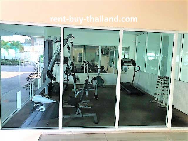Platinum Suites Fitness Center