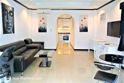 Corner condo Pattaya