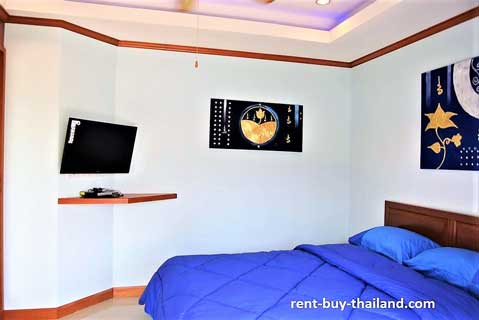Holiday apartments Thailand