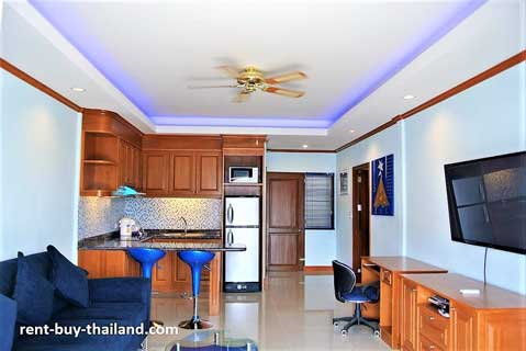 Rent 2 bed Jomtien