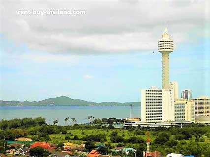 Sea view apartment Jomtien