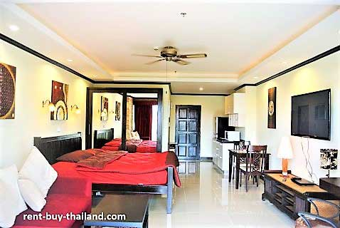 Properties to rent Jomtien