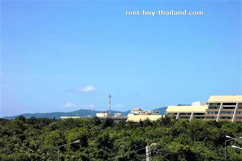 Sea view property Thailand