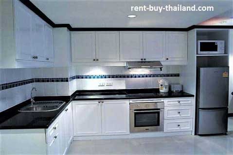 Thai apartments for rent
