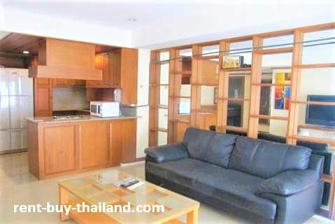2 bed apartment Pattaya
