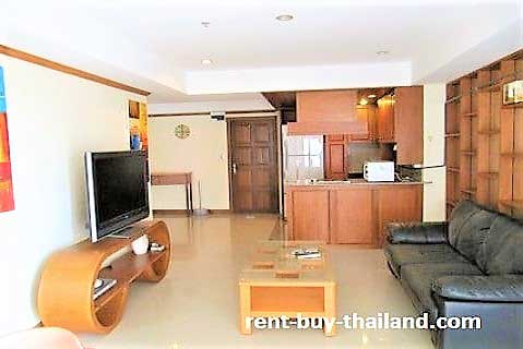 Large luxury condo Jomtien