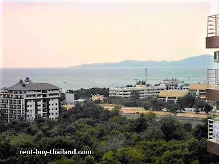 Sea view property Pattaya