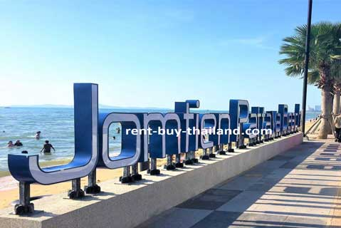 Condos for rent Jomtien