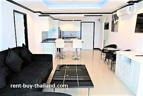 Luxury condo rent Pattaya