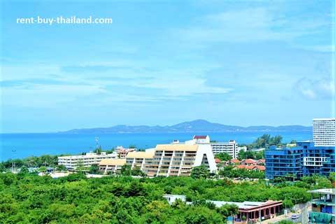 Sea view apartment Pattaya