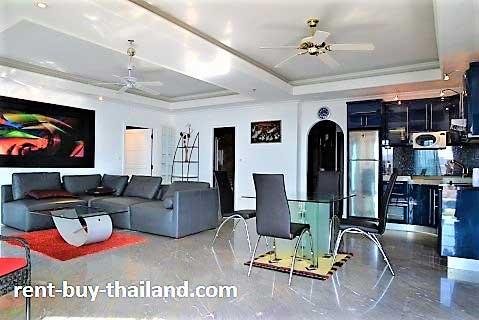 Penthouse suite Thailand rent