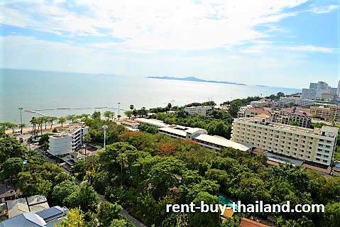 Sea view condo Pattaya