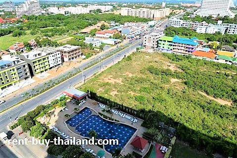 Invest real estate Pattaya