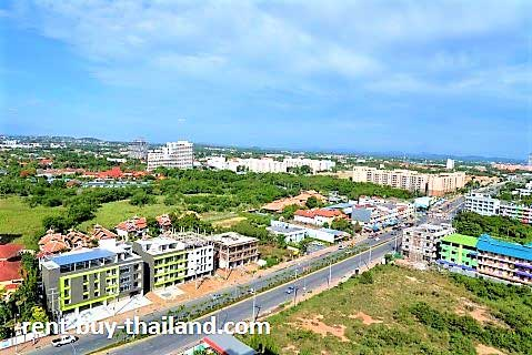 Pattaya Thailand rent-buy