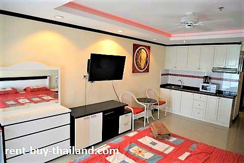 Rent buy Pattaya Thailand