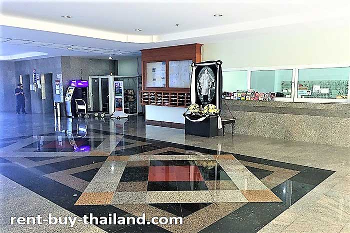 View Talay 5 Reception Area
