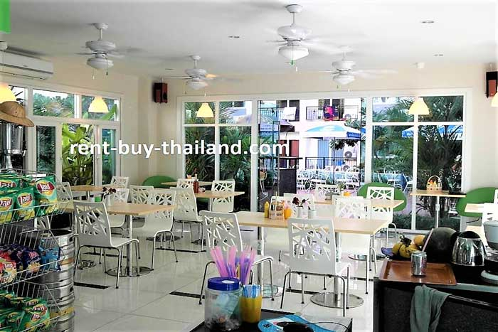 Park Lane Cafe Pattaya