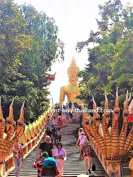 Nearby - Pratumnak Hill Pattaya