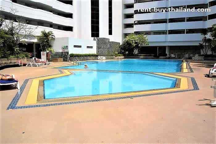 Jomtien Condo with Pool Thailand
