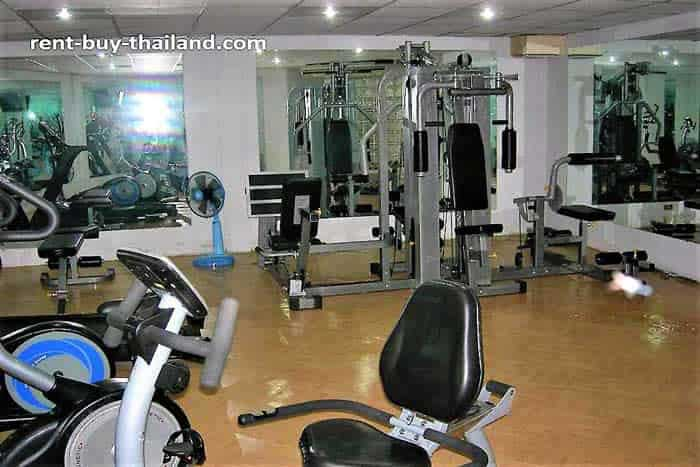 Condo with Fitness Centre Pattaya