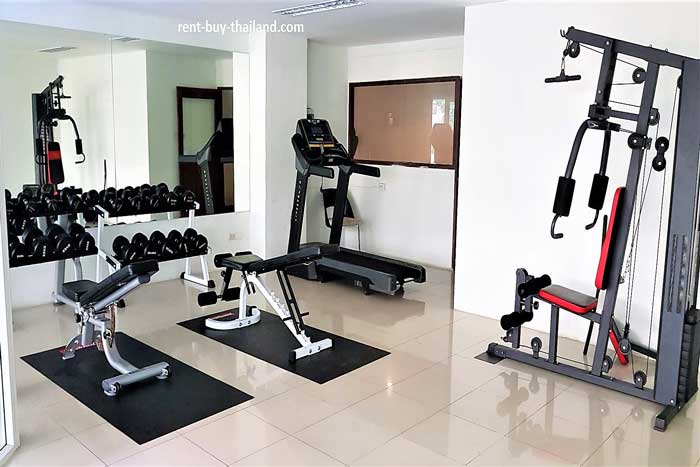 Plaza Residence Fitness Centre