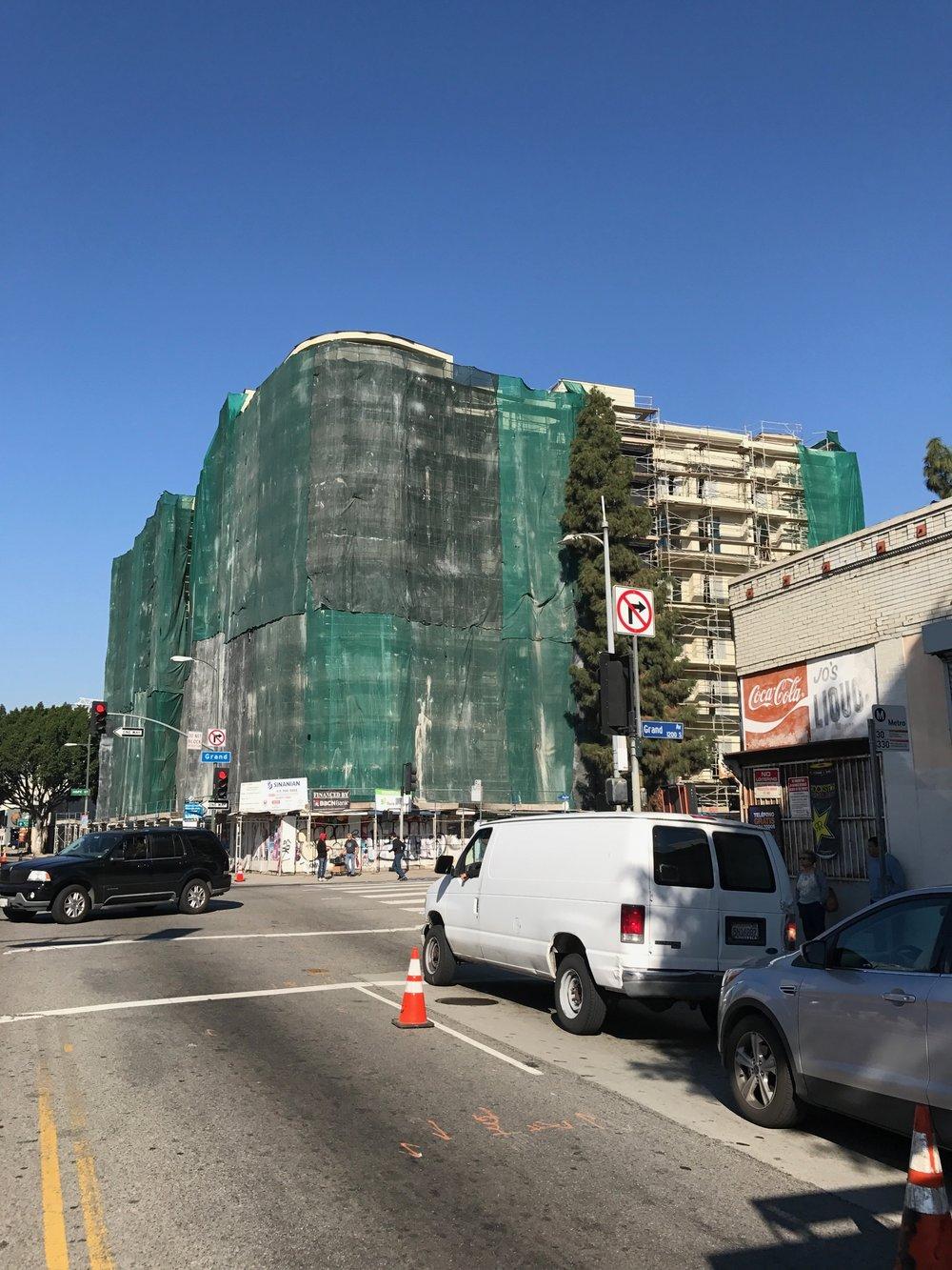 Facade Construction
