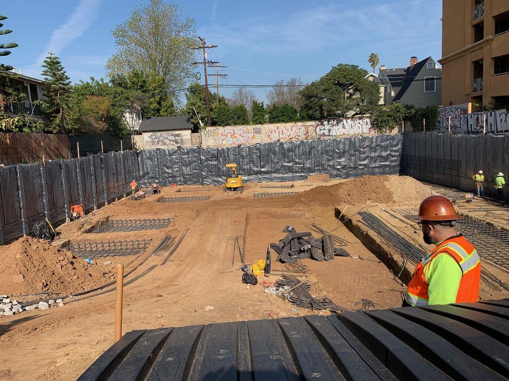 Foundations & Waterproofing