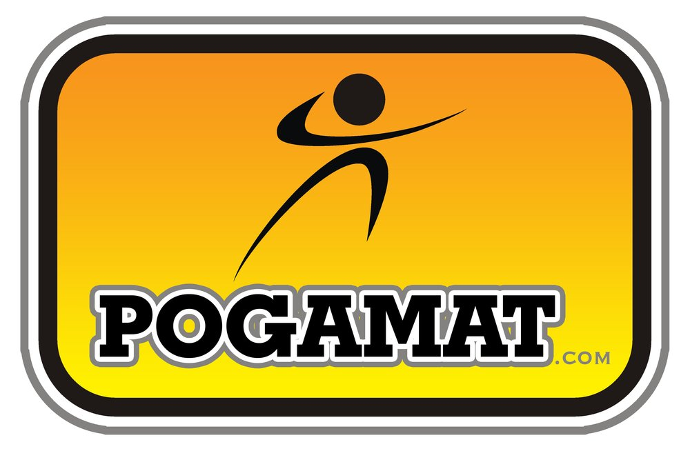 "Need a new yoga mat? Buy a Pogamat and donate to Comeback Yoga!  - When the code ""comebackyoga"" is used on the Pogamat website it will take an additional 5% off the lowest price and Pogamat will donate 10% of your sale to Comeback Yoga. Use the code ""comebackyoga"" in checkout or go here and the code will be put in automatically! What is a Pogamat? Pogamat can be used for plyometrics, yoga, couples yoga, pilates, cardio workouts, abs, kettlebell workouts, suspension training, bodyweight workouts, at home workout dvd's such as P90X, T25, and Insanity, Xbox workouts, and all other types of fitness training. You can take it to the beach, mountains, camping, picnic, and makes a great kid's play area. Works with all age groups. Perfect for at home workouts and easily portable to class. Liked by gym owners, personal trainers, coaches, athletes, moms, first responders, current and retired military."