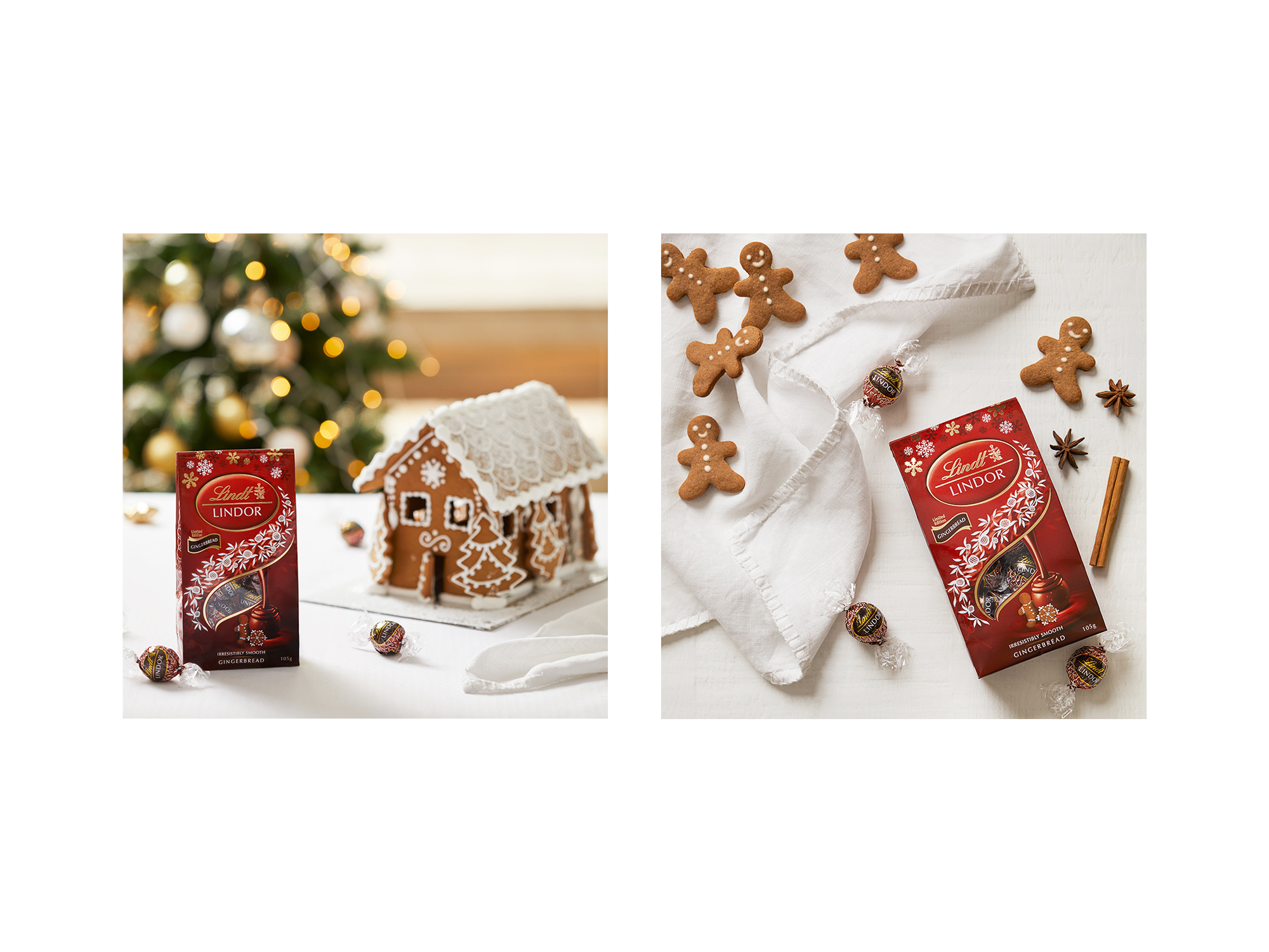 Bam Bam Creative — Bam Bam Creative Portfolio — Lindt Christmas - Social