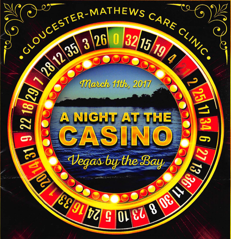 Nester Dental was happy to sponsor such a wonderful event - Casino Night was a blast!