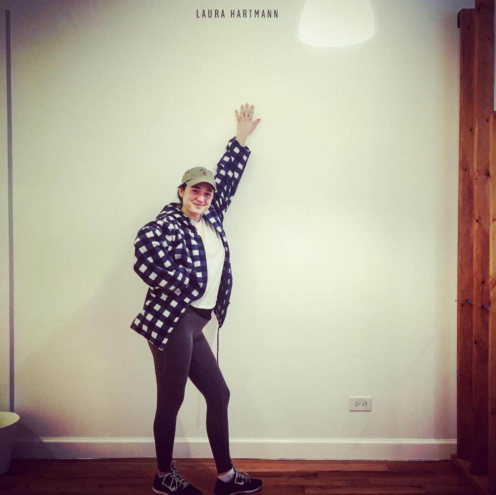Laura Hartmann   @laurahartmanns