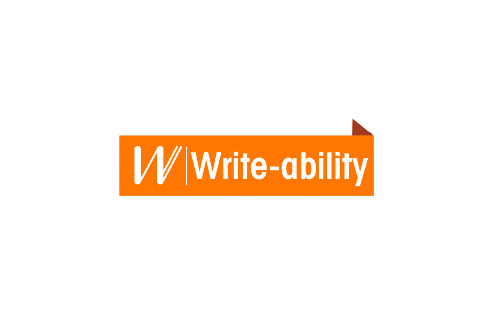 The Write-Ability logo.