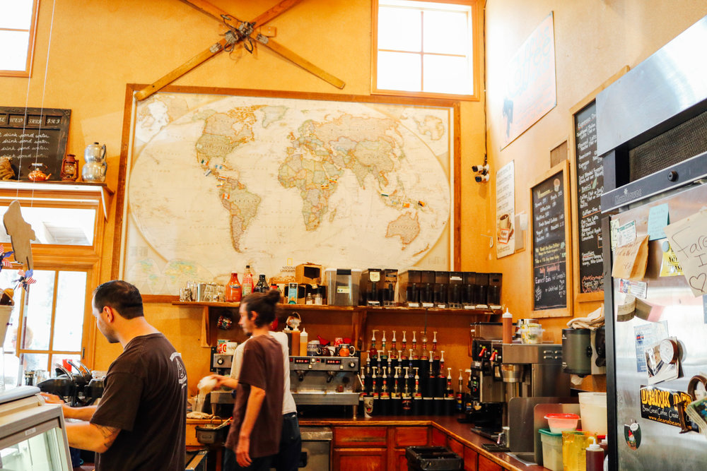 Higher Grounds Coffee House