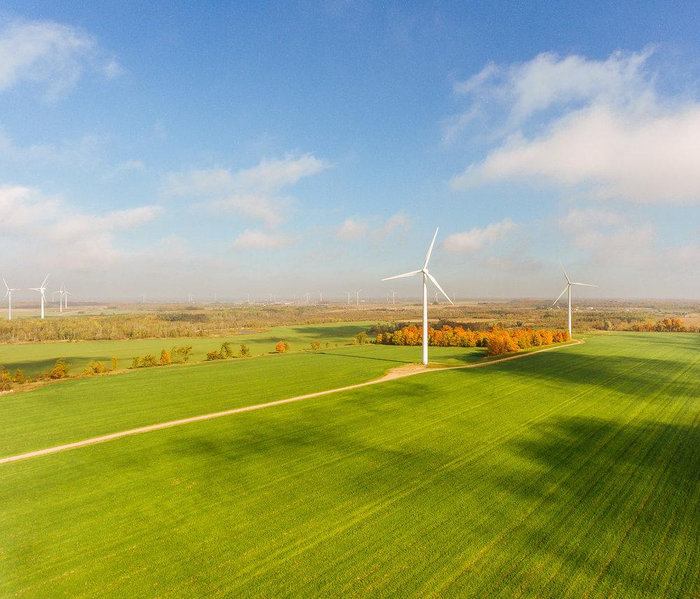 Windpower Energy