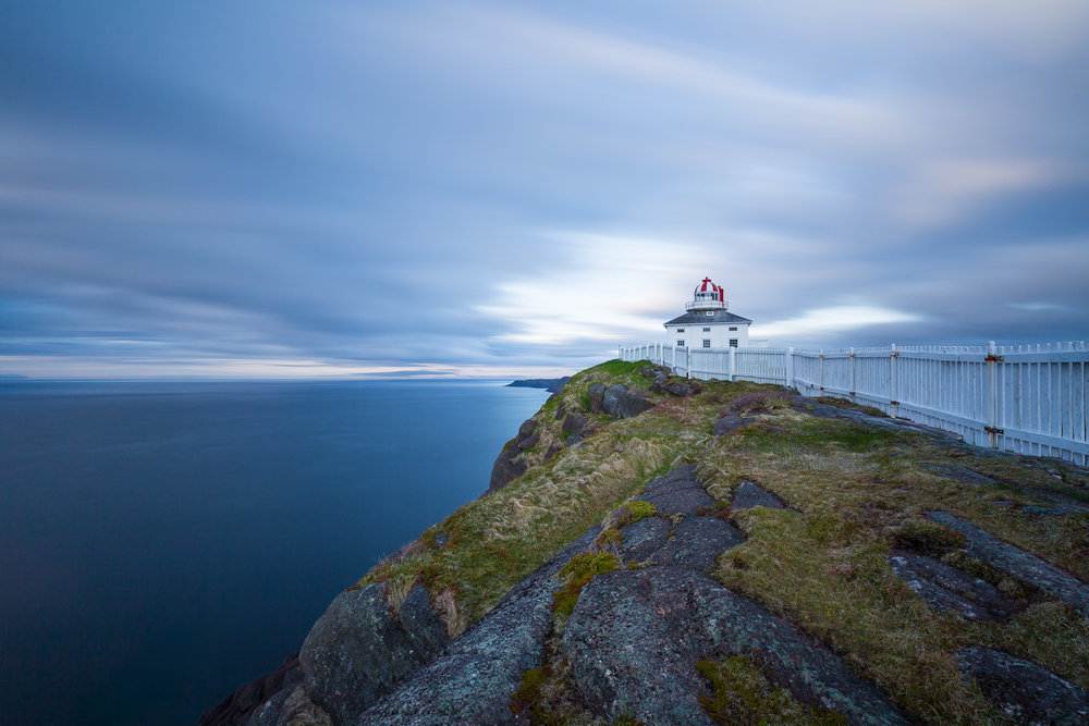 Cape Spear at Dawn