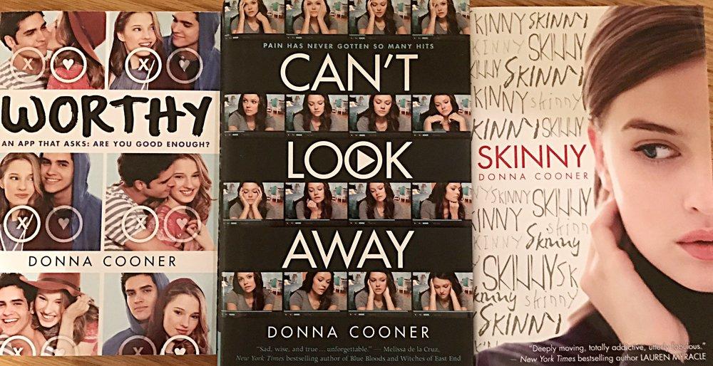 donna cooner  author
