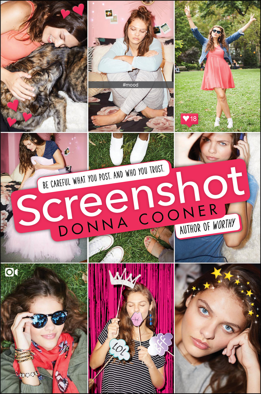Screenshot - Skye's social media game is always on point. Until her best friend, Asha, films an embarrassing video of Skye at a sleepover and posts it online ...Available May 29th!