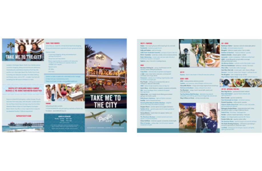 Tourism Brochure Content