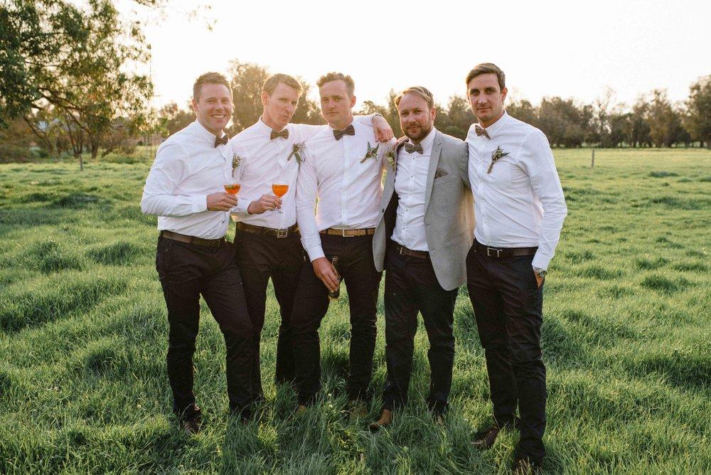 48-boho groomsmen suits relaxed wedding perth.jpg