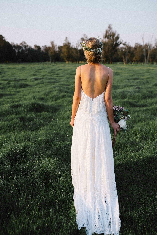 49-half up wedding hairstyle flower crown perth.jpg