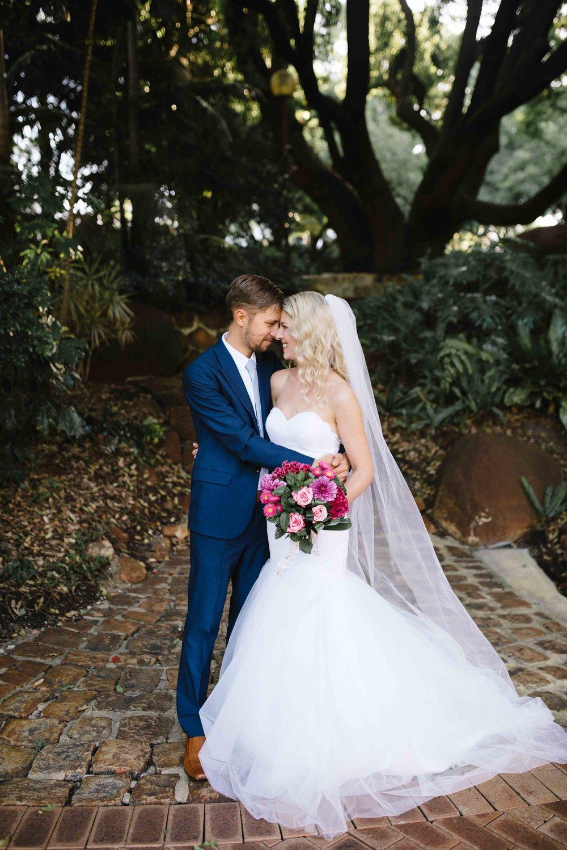 wedding photographer perth garden