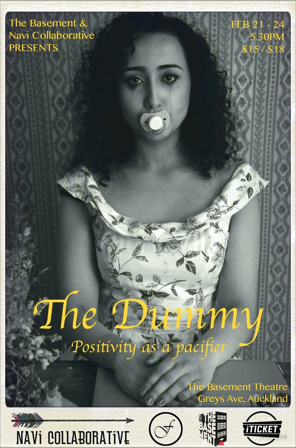 The Dummy: Positivity as a Pacifier