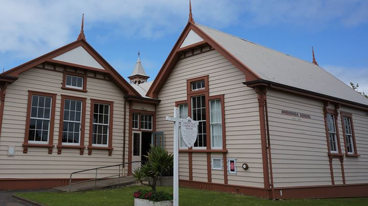 Our devising sessions are held at and sponsored by The Onehunga Community House.