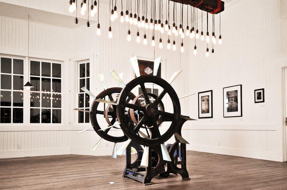 Cultural Arts - $2,000 for Colin McIntyre Sculpture Studio - May 2015