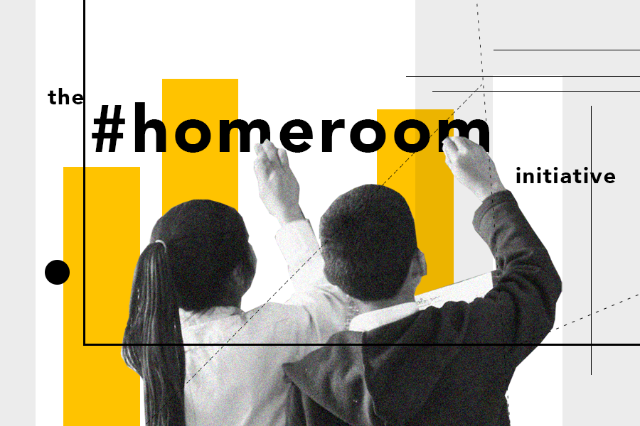 "<a href=""https://www.thefoundryrealestateco.com/homeroom/""><strong>#HOMEROOM</strong><h3>Our commitment to giving back.</h3></a>"