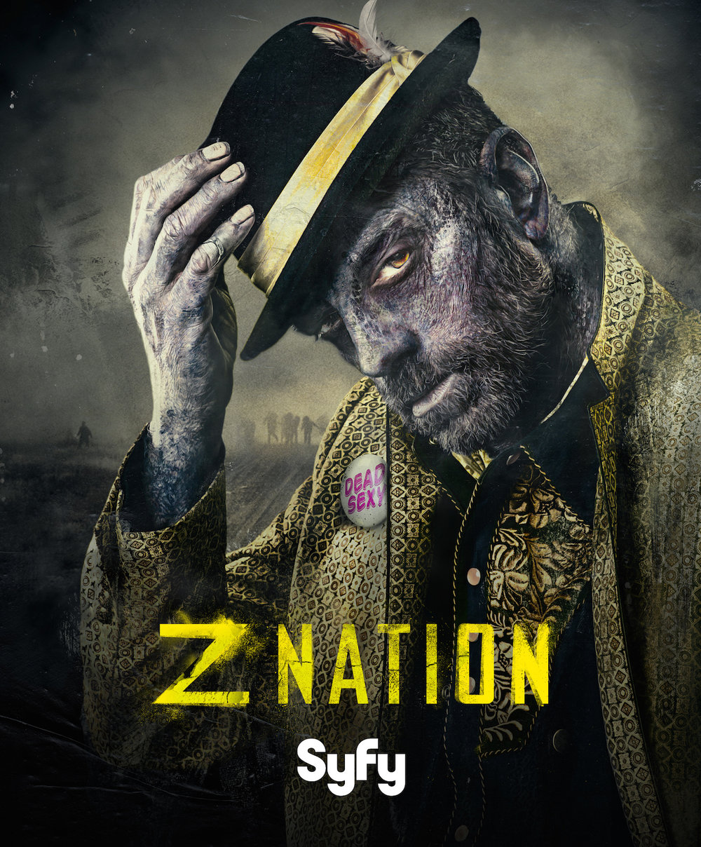 Z Nation Season 3  SyFy [2016]
